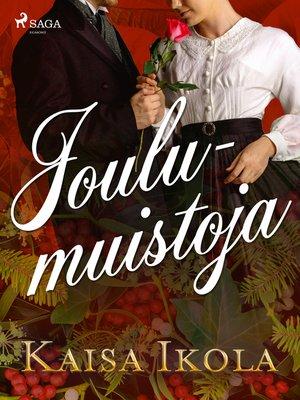 cover image of Joulumuistoja