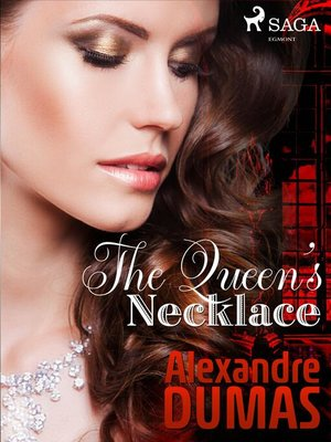 cover image of The Queen's Necklace