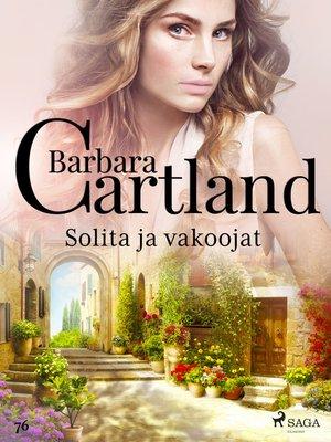 cover image of Solita ja vakoojat