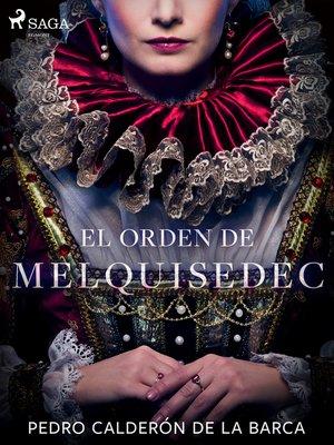 cover image of El orden de Melquisedec