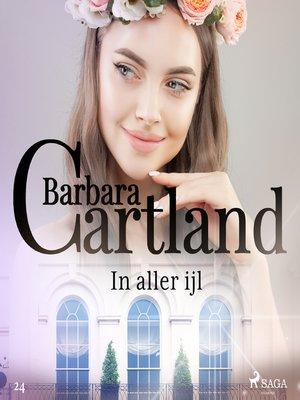 cover image of In aller ijl