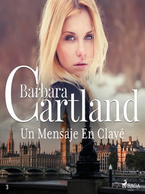 cover image of Un Mensaje En Clave(La Colección Eterna de Barbara Cartland 3)