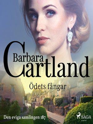 cover image of Ödets fångar