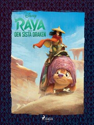 cover image of Raya och den sista draken