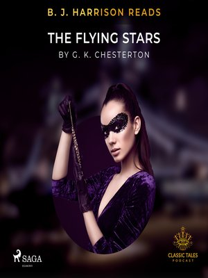 cover image of B. J. Harrison Reads the Flying Stars