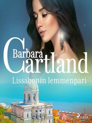 cover image of Lissabonin lemmenpari