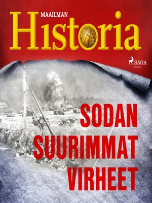 cover image of Sodan suurimmat virheet
