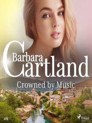 cover image of Crowned by Music (Barbara Cartland's Pink Collection 119)