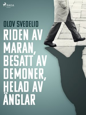 cover image of Riden av maran, besatt av demoner, helad av änglar