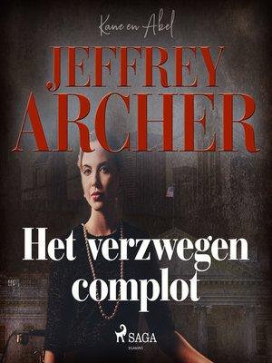 cover image of Het verzwegen complot