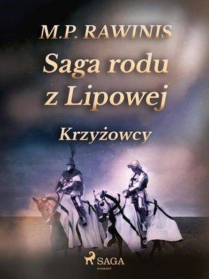 cover image of Saga rodu z Lipowej 17