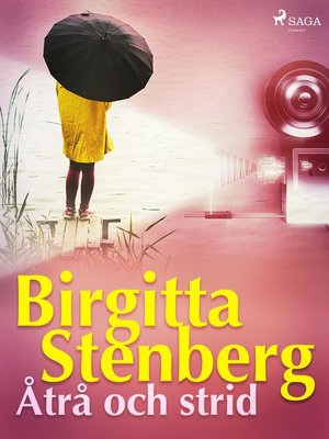 cover image of Åtrå och strid
