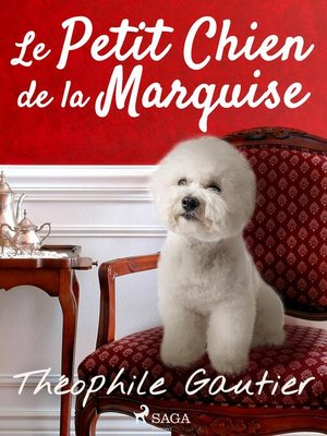 cover image of Le Petit Chien de la Marquise