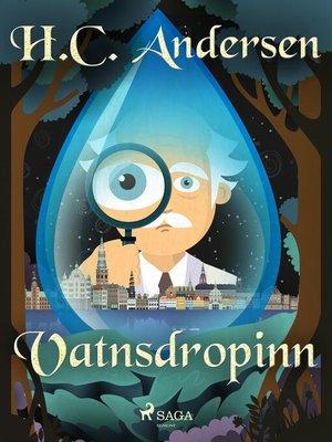 cover image of Vatnsdropinn