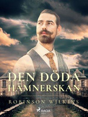 cover image of Den döda hämnerskan