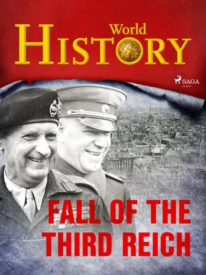 cover image of Fall of the Third Reich