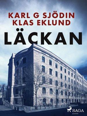 cover image of Läckan