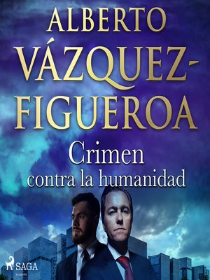 cover image of Crimen contra la humanidad