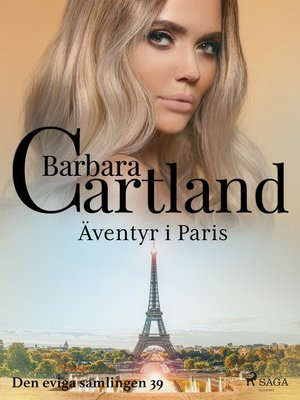 cover image of Äventyr i Paris