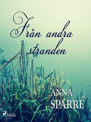 cover image of Från andra stranden