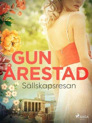 cover image of Sällskapsresan