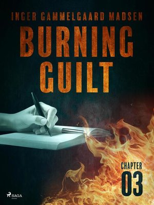 cover image of Burning Guilt--Chapter 3