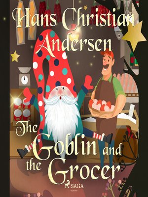 cover image of The Goblin and the Grocer