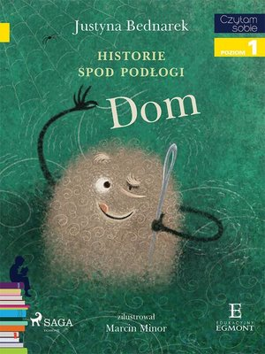 cover image of Historie spod podłogi--Dom