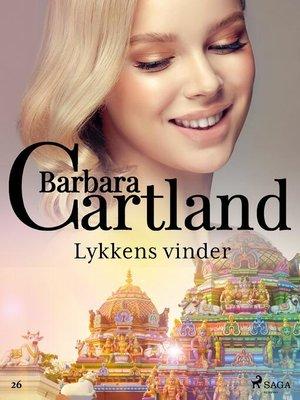 cover image of Lykkens vinder