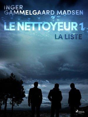 cover image of Le Nettoyeur 1
