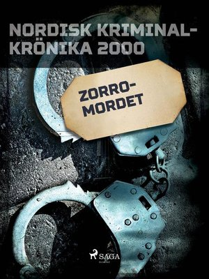 cover image of Zorro-mordet