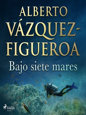 cover image of Bajo siete mares