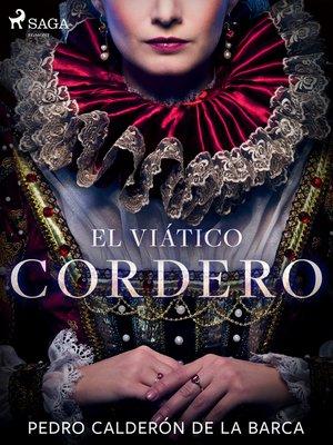 cover image of El viático cordero