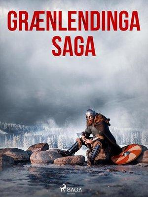 cover image of Grænlendinga saga