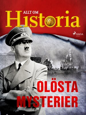 cover image of Olösta mysterier
