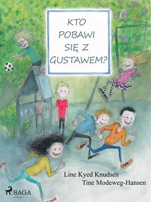 cover image of Kto pobawi się z Gustawem?