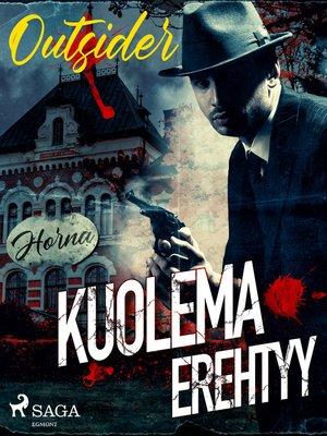 cover image of Kuolema erehtyy