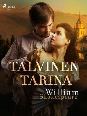 cover image of Talvinen tarina