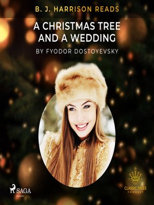 cover image of B. J. Harrison Reads a Christmas Tree and a Wedding