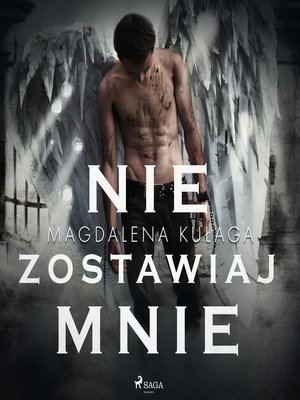 cover image of Nie zostawiaj mnie