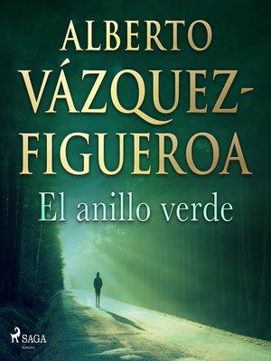 cover image of El anillo verde