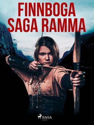 cover image of Finnboga saga ramma