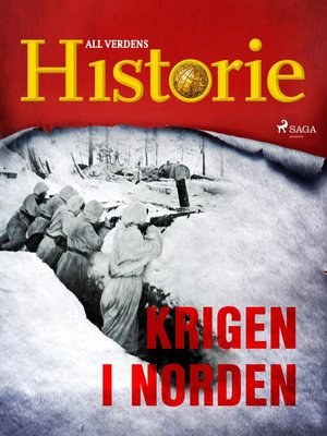 cover image of Krigen i Norden