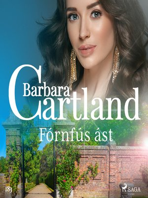 cover image of Fórnfús ást (Hin eilífa sería Barböru Cartland 1)