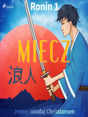 cover image of Ronin 1--Miecz