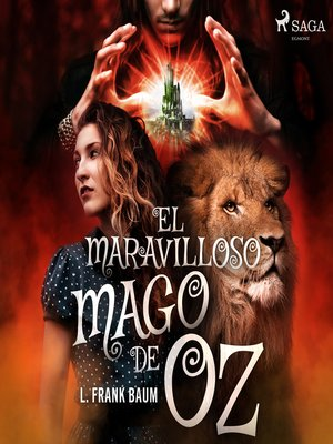 cover image of El maravilloso mago de Oz