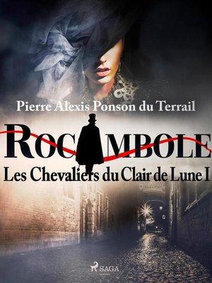 cover image of Les Chevaliers du Clair de Lune I