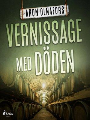 cover image of Vernissage med Döden
