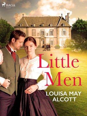cover image of Little Men