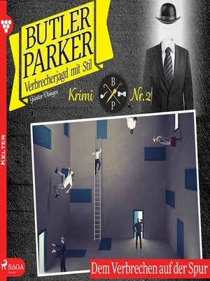 cover image of Butler Parker, 2